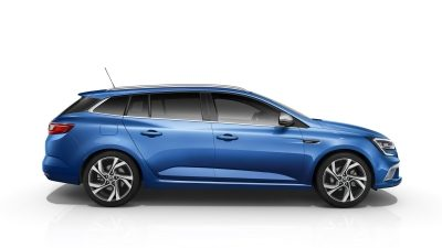 Renault All-New MEGANE Sport Tourer